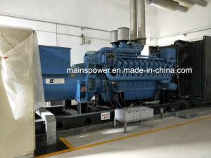 [3300كفا] إنتاج قوة ألمانيا [متث] محرك يقود ديزل مولدة [2400كو]