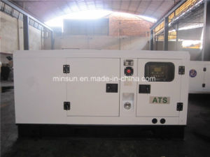 水によって冷却されるDeutz Ce/ISO Gensetの海洋のディーゼル機関の発電機