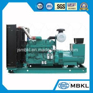 Meilleure qualité de 500kVA 400kw USA Cummins Groupe électrogène diesel de puissance électrique avec Stamford QSX15g8 de l'alternateur