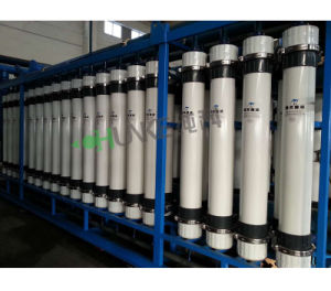 Macchina pura di trattamento delle acque uF del sistema industriale di Chunke