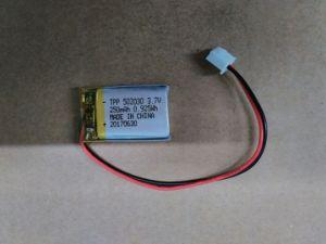 의학 제품 3.7V 380mAh를 위한 고품질 Li 중합체 건전지