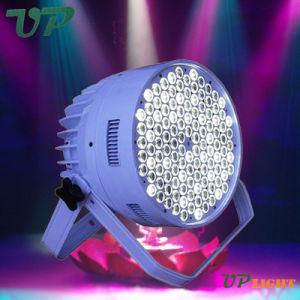 120PCS 3W RGBWの洗浄LED同価ライト