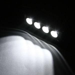 A barra de luz LED CREE automático para veículos Jeep 4X4 Offroad