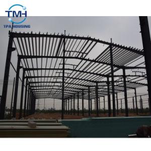 Edificio de almacenamiento de la estructura de acero para talleres
