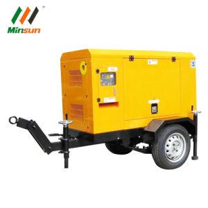 10квт-1200КВТ для мобильных ПК Silent смонтированные на дизельный генератор