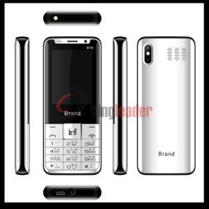 2.4pulgadas de gama baja Spreadtrum tarjeta dual GSM teléfonos celulares con Bluetooth&FM (B18)