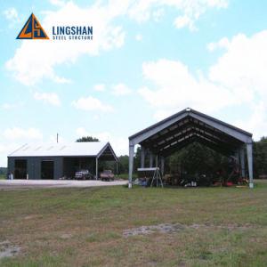 Australia pintada estándar de la construcción de estructura de acero de gran altura
