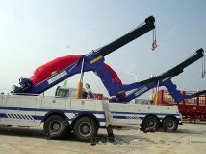 頑丈なDongfeng 6*4のレッカー車のトラクター