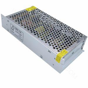 150W 12V 24V DC LED clásico SMPS Controlador de potencia de luz LED, transformador de salida única de AC DC Adaptador SMPS para TIRA DE LEDS con Ce RoHS