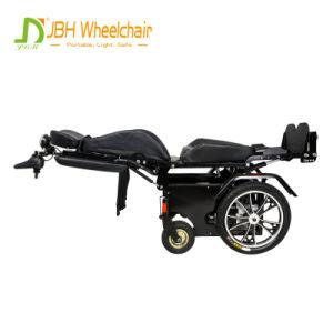 Heißer Verkaufs-elektrische hydraulische Rollstühle mit Energie heben Sitz an