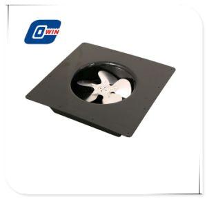 8in Aluminium-Ventilatorflügel-Solardach-Abgas-Luftauslass-Ventilator