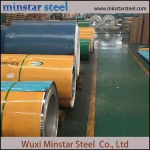 Strato dell'acciaio inossidabile di rivestimento di AISI 304 no. 4 in bobina
