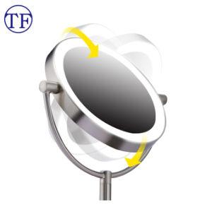 De ronde Kleine Spiegel van de Ijdelheid van de Make-up van de Vergroting Conair Kosmetische met Lichten
