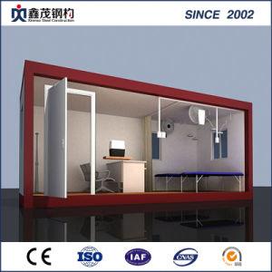 Familia Contenedor de lujo Home/ 20ft y prefabricados de 40 pies de la casa del contenedor de envío