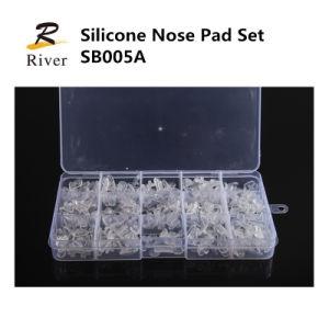 De Soorten van de Stootkussens Set/15 van de Neus van het silicone het Stootkussen van de Neus