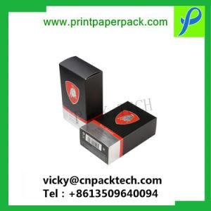 De klantgerichte Verpakkende Doos van het Karton van de Dozen van de Sigaret van de Doos van de Kleinhandels Verpakking van Ontwerpen, van Vormen & van de Grootte