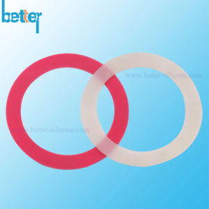 주문 실리콘고무 틈막이 또는 물개 또는 Washer/O 반지 밀봉 격막