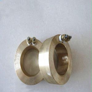 産業円形の青銅はヒーターで投げた