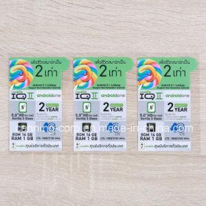 Cor Impressa Customzied Etiqueta de envio NFC etiqueta impressa etiqueta autocolante do pacote