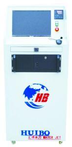 5-as Schurende CNC van de Straal van het Water Scherpe Machine