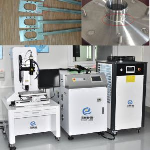 De Automatische Machine van het Lassen van de Laser YAG met de Toorts van de Hand