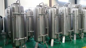 水生産ラインのための自動天然水の処置システム