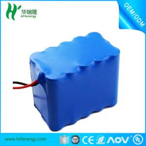 precio de fábrica 18V de 18.650 baterías de litio-polímero de litio recargable Pack