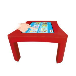 32inch geben stehende interaktive Kiosk-Noten-Tisch-Kinder frei