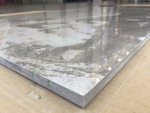 2018新しい項目完全なボディ600X1200大理石のコピーによってガラス化される花こう岩の磨かれた磁器の床タイル(JM123405F)
