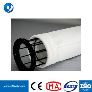 Sacchetto/membrana di filtrazione del collettore di polveri del PE di Yuanchen rifinita