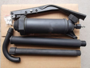 316ステンレス鋼が付いているRytonのレバーの処置手のドラムポンプ棒およびテフロン(PTFE)ピストンR-490st