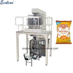 多機能の自動ポテトチップの食糧袋のパッキング機械
