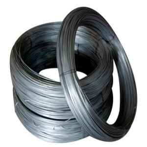 構築3.2mmの黒いアニールされた柔らかいワイヤー結合ワイヤー熱い販売のためのロール25のKgの