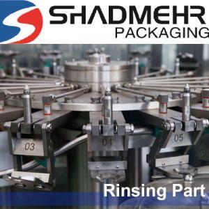 De volledig Automatische het Vullen van de Frisdrank van het Water Machine van de Verpakking