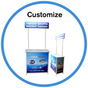 Stand stand de promotion de la publicité Table pliable