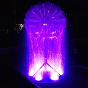De hete Pijp van de Fontein van het Water van de Kristallen bol van de Verkoop