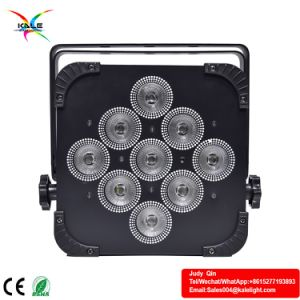 1つの電池の同価ライトに付きLED軽い9PCS 6つ