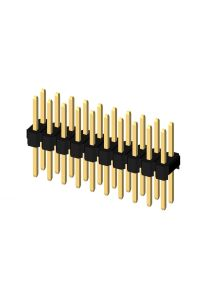 Pin 머리말 단 하나 줄 두 배 줄 복각 유형 및 단 하나 주거와 이중 주거를 가진 SMT 유형 시리즈 연결관