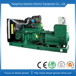 Diesel diesel raffreddato ad acqua del generatore con il generatore di Volvo