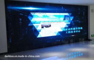 L'étape intérieure de P3 vidéos grand écran LED HD