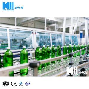 炭酸塩化されるガラスビンは生産ラインを飲む