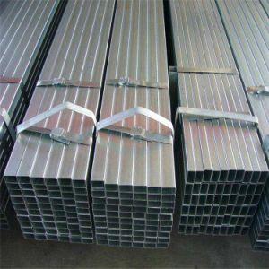 Vierkante Buis van het Roestvrij staal van de Las AISI de Decoratieve SUS304