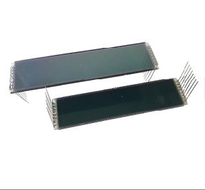 広く完全な観覧の方向を用いるタイヤ空気圧のゲージのメートルFSTN LCDの表示