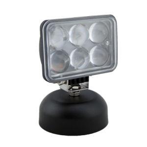 automobile della strada di 4D LED 18W che funziona la lampadina chiara