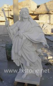 Sculpture de Pierre Romaine (sculpture-111)