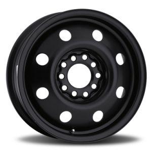 14X5.5 (5X4.25/5X4.5) ruedas de invierno de acero negro mate