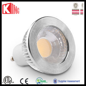 Bestes Dimmable LED GU10 5W COB LED 450lm 2700k (KING-GU10-COB-5A)