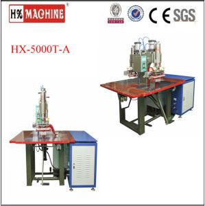 Pedal de CE de plástico de alta frecuencia de la máquina de soldadura