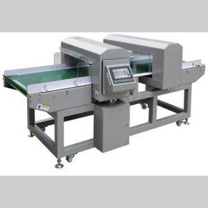 El sensor de doble detector de metales de la máquina para alimentos y textiles
