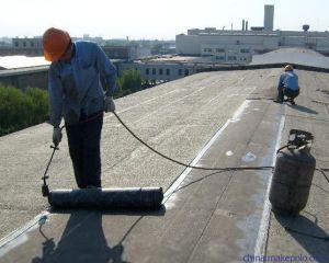 /Sandミネラル/Aluminumの表面が付いている補強された瀝青の防水膜